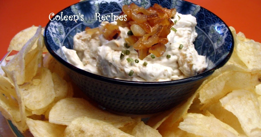 Coleen's Recipes: BEST ONION DIP EVER