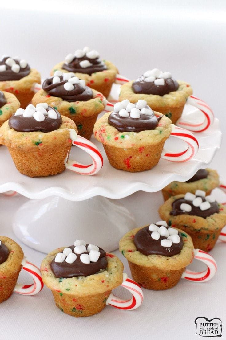 Gordon Ramsay Recipes Hot Chocolate Cookie Cups Butter With A
