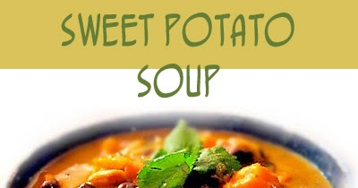 African Inspired Peanut + Sweet Potato Soup