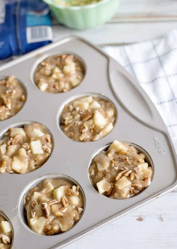 Ready To Bake Mama's Apple Spice Muffins - Best Muffin I've Ever Tasted!