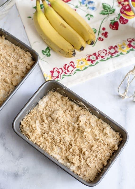 Homestead Banana Bread