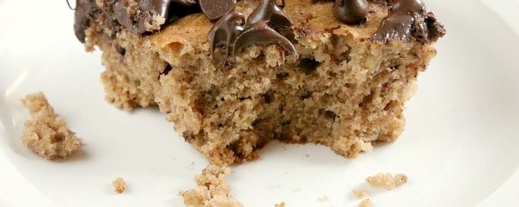OATMEAL CAKE RECIPE - Butter with a Side of Bread