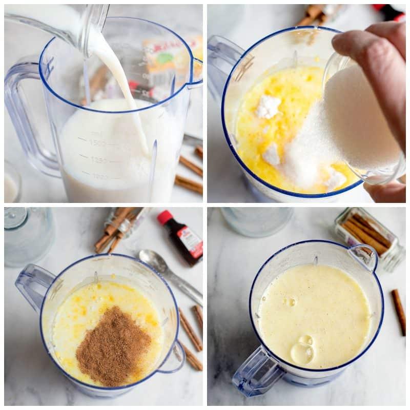 Mama's Simple Eggnog
