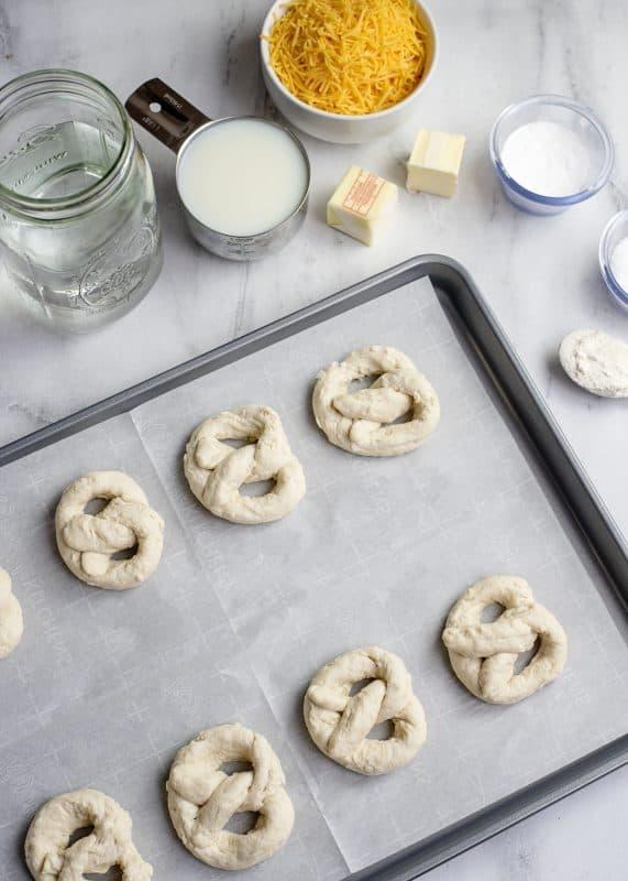 Biscuit Pretzels