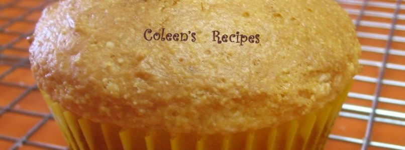 Coleen's Recipes: CORNBREAD MUFFIN FOR ONE