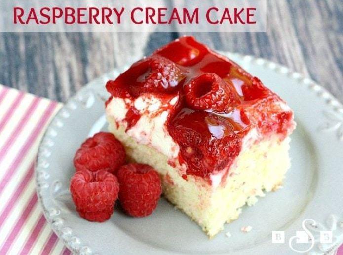 butterwithasideofbreadraspberrycreamcake9
