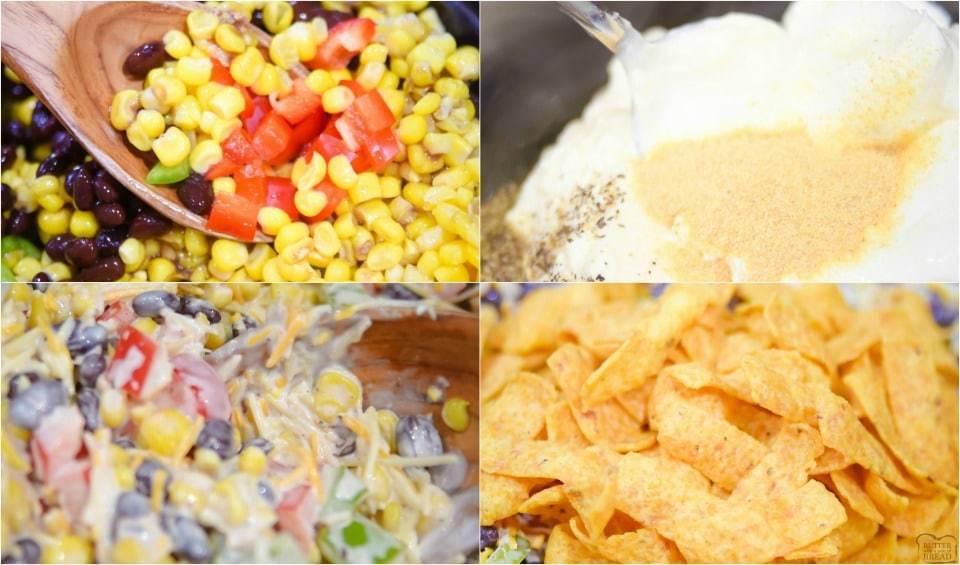 How to make Easy Fritos Corn Salad recipe