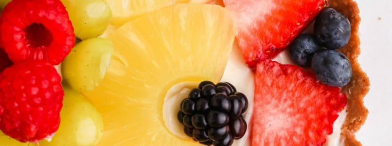 FRUIT TART RECIPE - Butter with a Side of Bread