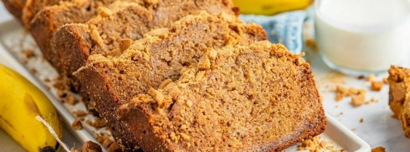 GINGERSNAP BANANA BREAD - Butter with a Side of Bread