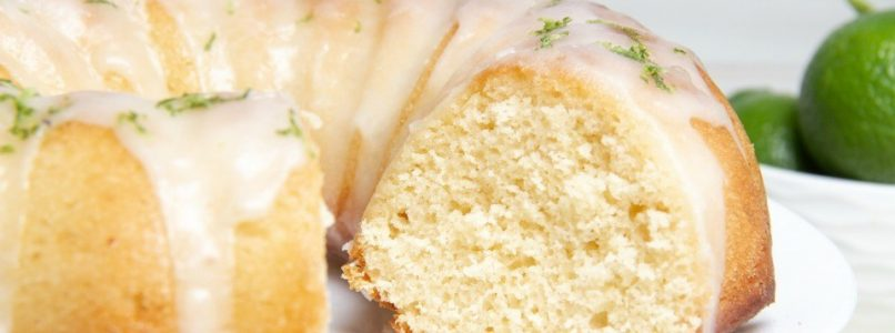 LIME POUND CAKE - Butter with a Side of Bread