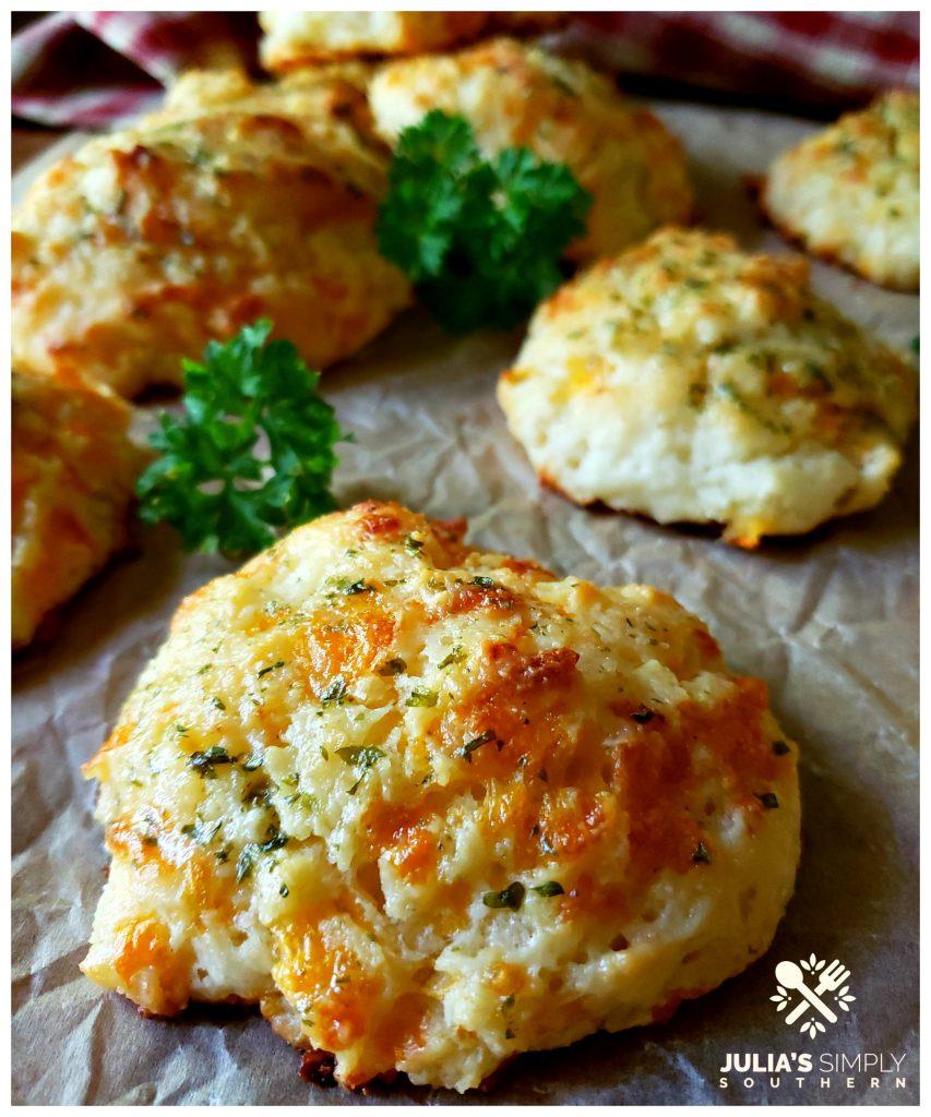 Amazing drop biscuits