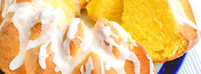 ICED LEMON BUNDT CAKE - Butter with a Side of Bread