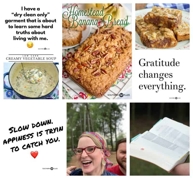 Friday Gazette: Low Carb Recipes, Quotes To Inspire, Somethin