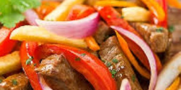 Lomo Saltado Cooking Recipe