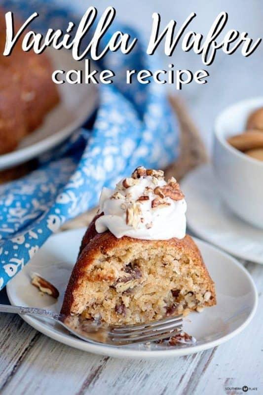 Mama Reed's Vanilla Wafer Cake Recipe