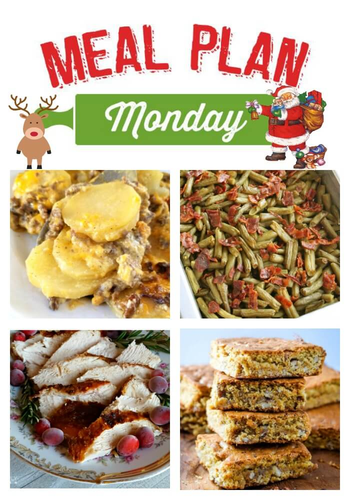 Meal Plan Monday #141 - Southern Plate