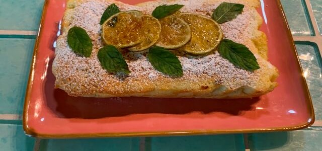 Pan Di Mojito Recipe - Cuor di Cucina