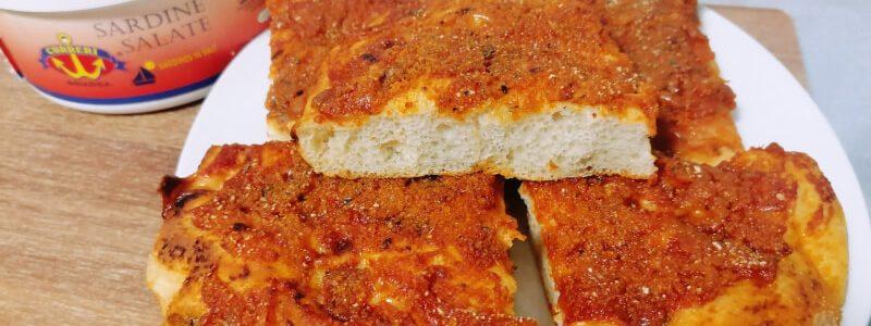 Sfincione Palermitano Recipe - Heart of the Kitchen