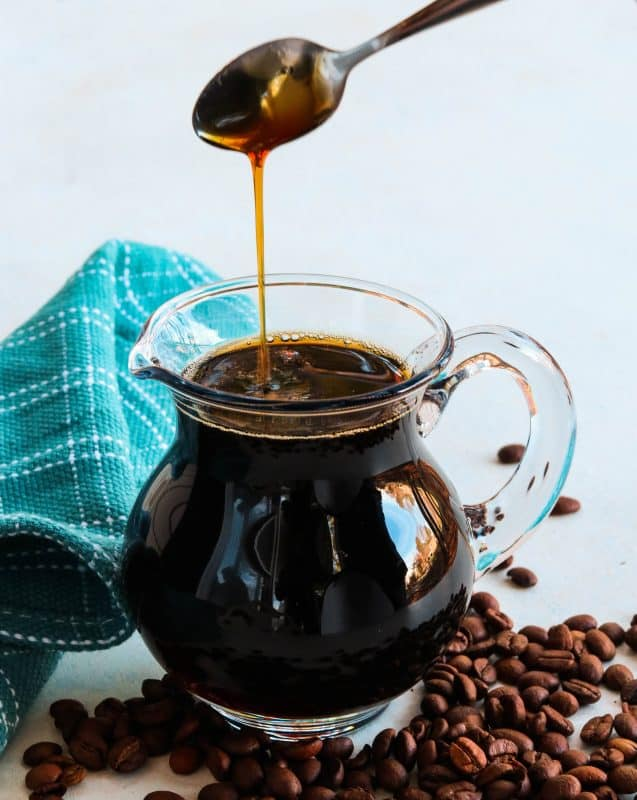 Sweet Coffee Syrup Recipe & My Favorite 10 Things To Do With Coffee!
