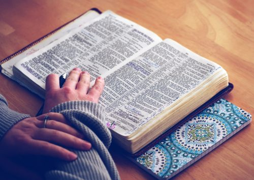 Tips for Success with a Bible Reading Plan