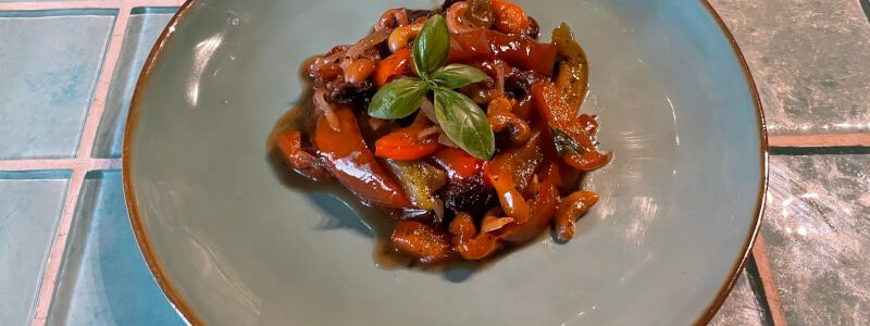 Turkish Sweet and Sour Peppers Recipe