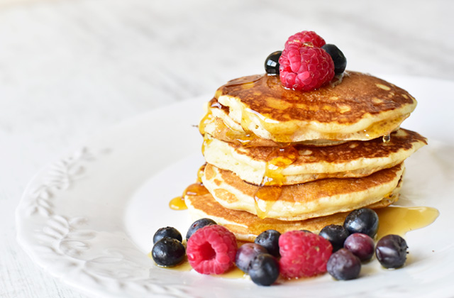 """American pancakes """"style ="""" width: 640px;"""