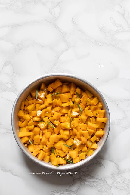 how to make pumpkin crumble 1