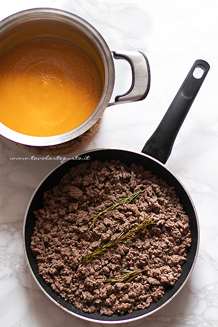 how to make meat and pumpkin ragout