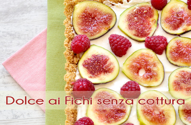 """Fig cake without cooking """"style ="""" width: 640px;"""