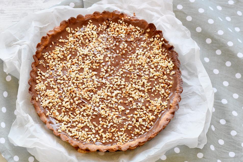 "Nutella tart ""style ="" width: 640px;"