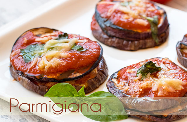 """Parmigiana without frying """"style ="""" width: 640px;"""